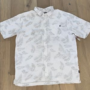Men's O'Neill button-down floral shirt size xxl